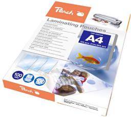 Peach Folia laminacyjna A4 (216x303mm) (510299)
