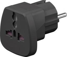 MicroConnect Universal adapter black (PETRAVEL-B)