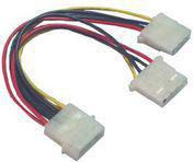 MicroConnect Rozdzielacz Molex 4pin (PI01032)