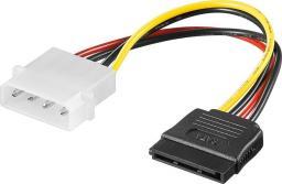 MicroConnect Adapter Molex  4pin - 15pin 0.2m (PI01082)
