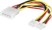 "MicroConnect Kabel Molex - 2x4 pin 3.5"" (PI01133)"