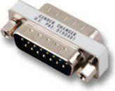 Adapter AV MicroConnect D-Sub M/M (MOSUB15MM)