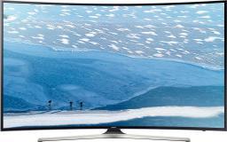 Telewizor Samsung UE55KU6100 4K, Curved, HDR, Smart TV, PQI 1400