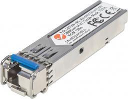 Moduł SFP Intellinet Network Solutions Moduł nadawczo-odbiorczy Mini GBIC/SFP 1000Base-LX (507509)