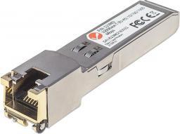 Moduł SFP Intellinet Network Solutions Moduł nadawczo-odbiorczy MiniGBIC/SFP 1000Base-T Gigabit (523882)