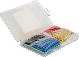 Delock Koszulki termokurczliwe, pudełko, 230 szt., różne kolory (86278)