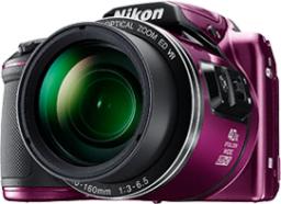 Aparat cyfrowy Nikon Coolpix B500, Fioletowy (Nikon B500 purple)