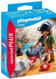 Playmobil Specials Plus -  Poszukiwacz minerałów  (5384)
