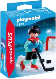 Playmobil Specials Plus Trening Hokejowy (5383)