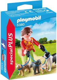 Playmobil Specials Plus Opiekunka psów  (5380)