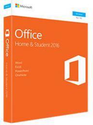 Microsoft Office 2016 dla Użytkowników Domowych i Uczniów (79G-04597)
