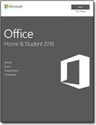 Microsoft Office 2016 dla Użytkowników Domowych i Uczniów macOS (GZA-00873)
