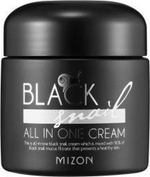 MIZON Krem ze śluzem ślimaka afrykańskiego BLACK SNAIL ALL IN ONE CREAM 75 ml