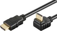 Kabel MicroConnect HDMI - HDMI 3m czarny (HDM19193V1.4A90)