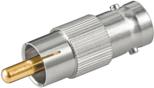 Adapter AV MicroConnect NC 1524 RCA M - BNC F (BNCRCAADAPTOR)