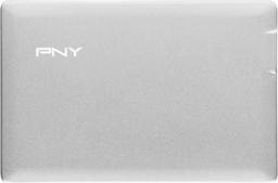 Powerbank PNY Technologies POWERPACK ALU 2500MAH SILVER (P-B2500-1CCAS01-RB)