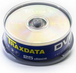 Traxdata DVD-R 4.7GB 16X 25szt. (9077A3ITRA014)