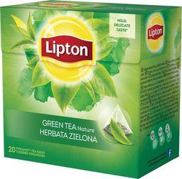 Lipton LIPTON GREEN NATURE 20TB - zakupy dla firm - 19902801
