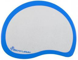 Podkładka Logo pod mysz Antypoślizgowa szara