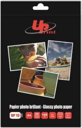 UPrint Mate photopaper, matowy, biały, A4, 180 g/m2, 20 szt.