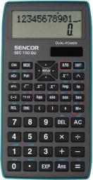 Kalkulator Sencor SEC 150 BU Szary niebieska ramka