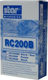 Star Micronics Taśma do kas fiskalnych, RC200B, Czarny