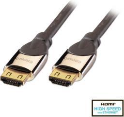 Kabel LINDY HDMI - HDMI, 1, Czarny (41441)