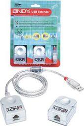 System przekazu sygnału AV LINDY LINDY USB Extender up to 50m/Cat.5. USB 1.1 type of operation - 42801