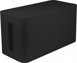 Organizer LogiLink Małe pudełko do organizacji kabli, Czarne, 240x130x120mm (KAB0060)