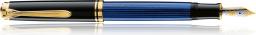 Pelikan Pióro wieczne M600 Souverän czarno-niebieski (988097)
