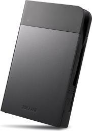 Dysk zewnętrzny Buffalo MiniStation Extreme, 500 GB, USB 3.0, Czarny (HD-PZF500U3B-EU)