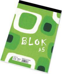 Blok biurowy Krpa Kwadratowy A5