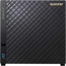 Serwer plików Asustor AS3204T 4-Bay (90IX00W1-BW3S10)