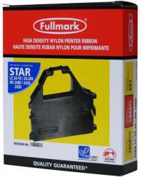 Fullmark  Taśma do drukarki, czarna, dla Star LC 15, 24-10, NX 1500, 2400, 2440, ZA 200, 250