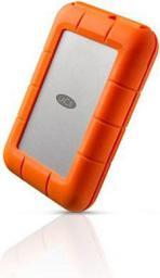 Dysk zewnętrzny LaCie Rugged 2.5'' Thunderbolt, 4TB USB 3.0 (STFA4000400)