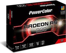 Karta graficzna Power Color Radeon R5 230 2GB DDR3 (AXR5 230 2GBK3-HE)
