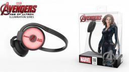 Słuchawki E-Blue Avengers Black Widow (EBT932BKAA-IB)