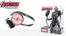 Słuchawki E-Blue Avengers Ultron (EBT932SRAA-IB)