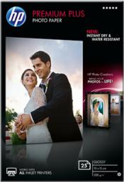 HP Premium Plus, błyszczący – 25 arkuszy/10 x 15 cm (CR677A)