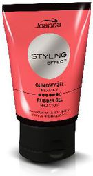 Joanna Styling Effect Gumowy żel do włosów mega mocny  100g