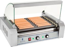 Grill elektryczny Royal Catering 1471 GRILL ROLKOWY ROYAL CATERING RCHG-9T 1471