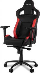 Fotel LC-Power Gaming Chair Czarno-czerwony (LC-GC-1)