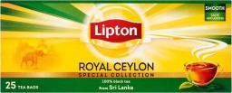 Lipton  ROYAL CEYLON 25 Torebek