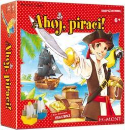 Egmont Gra Planszowa Ahoj, Piraci! - 07508