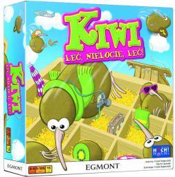 Egmont Gra Kiwi - leć, nielocie, leć! - 07331