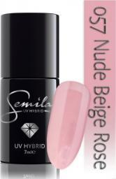 Semilac 057 Nude Beige Rose 7ml