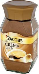 Jacobs Crema Gold kawa rozpuszczalna 200g