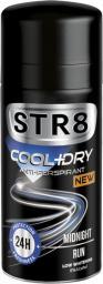 STR8 Cool+Dry Midnight Run Dezodorant 150ml