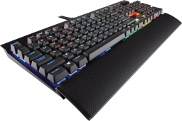 Klawiatura Corsair K70 LUX RGB Cherry MX Red (CH-9101010-NA)