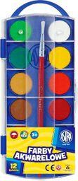 Astra FARBY AKWARELOWE 12 KOL.FI 23,5 MM - zakupy dla firm - 83216905